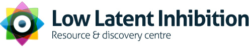 Low Latent Inhibition Resource and Discovery Centre logo